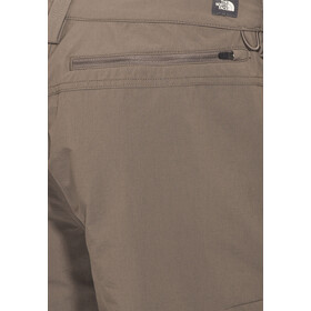 The North Face Exploration Convertible Pants long Men weimaraner brown